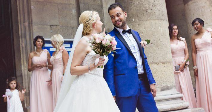 Mariage Franco-Polonais